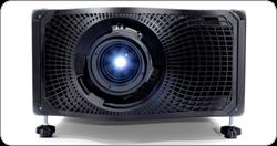 award-winning Christie Boxer projector