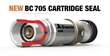 New Seal Design Doubles the Life of StoneAge 44k Barracuda Rotary Shotgun Tools