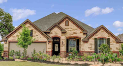 Lennar San Antonio's Next Gen - The Home Within a Home Johnson Ranch Model