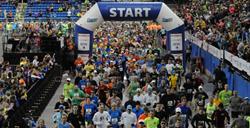Fargo Marathon Starting Line
