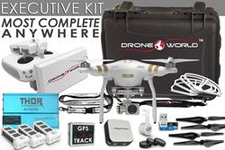 Drone World's DJI Phantom 3 Executive Kit