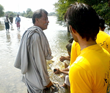 Dianetics assist team provides flood relief in Chitral region of Pakistan