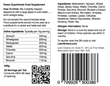 Lean Greens Nutritional Information