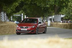 New 308 GTi by Peugeot Sport