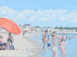 """Pomperaug Woods Presents the CT Senior Juried Art Show 2015  Themed """"The Art of Experience"""""""