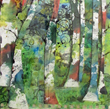 Connecticut Senior Juried Art Show:  3rd Place Winner in Painting Category – Janet T. Lee, age 70+, of Essex, CT – The Forest for the Trees (Acrylic)