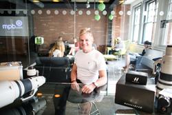 Matt Barker, MPB founder