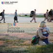 "Code of Support Foundation Releases ""Six Simple Promises"" Music and Video Single in Honor of 9/11 and Patriot Day, A National Day of Service and Remembrance"