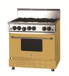 BlueStar® Appliances Bring Fall's Color Palette into the Kitchen