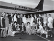 AirIntermed participants meet for a reunion in Hawaii in 1971.