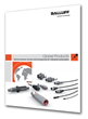 New Global Products Catalog from Balluff