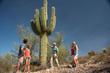Cactus Canyon Adventure with Pink Adventure Tours