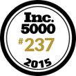 Outdoor Tech® Elevates its Position on Inc.'s 500 List  of Fastest Growing Companies