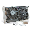 Flex-a-lite Fan and Radiator Combo with Dual Fans, Universal Fit