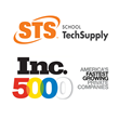 School Tech Supply Named to Inc. 5000 Fastest Growing Private Companies For Fourth Year In A Row