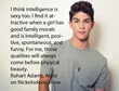 Rohart Adams from Nickelodeon show Every Witch Way talks Smart is Sexy