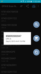 EPX-Barcode Scan Now 3.0