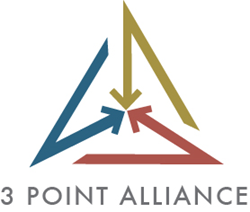 3 Point Alliance logo