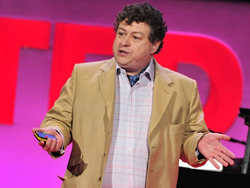 TED talker Rory Sutherland will be talking about employee enagement at Finwell Summit