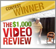 Forrest Wins $1,000 for Pressure Washer Review