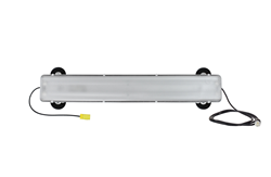 Class 1 Division 2 Hazardous Location LED Light Fixture providing Daisy Chain Connection