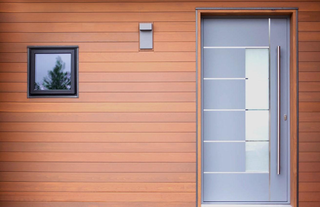 Glo European Windows Launches Modern Entry Door Series