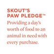 Skout's Paw Pledge