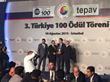 Turkey100 Again Honors Polin; the List Includes Polin as One of Only 16 Companies Appearing Twice among the Top-100 Fastest-Growing in Turkey
