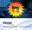 MidDel Consulting Makes Inc. 5000 List of America's Fastest Growing Private Companies