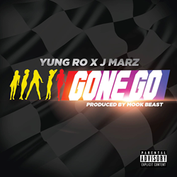 Yung Ro x J Marz - Gone Go (Produced By Mook Beast)