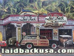 Laid-Back Garage
