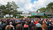 MORE THAN 1,000 SUPPORTERS AND THEIR DISTINGUISHED GUESTS gathered in the secluded Danish countryside September 5 to dedicate Europe's new Continental Narconon on a 16-acre estate on Lake Arresø.