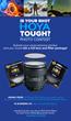 "Kenko Tokina USA, Inc. Launches The ""Is Your Shot Hoya Tough?"" Photo Contest"