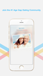 AgeMatch.com Releases New Dating App About Older Men, Younger Women Dating