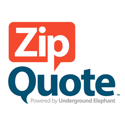 ZipQuote Auto and Home Insurance Leads Powered By Underground Elephant