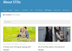 Herpes, HIV/AIDS, HPV and other STDs