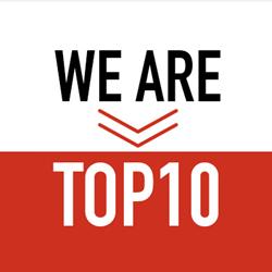 WeAreTop10.com Logo