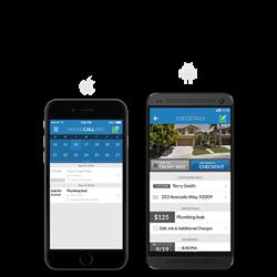 HouseCall Pro app