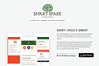 Smart Spark overview graphic