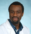 Imoh Okon, assistant professor in Georgia State's Center for Molecular and Translational Medicine.