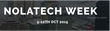 Largest Tech (un)Conference in the South, NOLATech Week, Announces Official 2015 Lineup of Marquee Events Speakers
