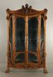 Attr. Guimard, Art Nouveau Cabinet
