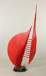 """Rafael Consuegra, """"Arpus,"""" metal sculpture"""