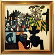 Claude Venard, Hans Hoffman,Georg Jensen, Steuben-Twentieth Century Modern Design and Fine Art will Feature at Kaminski Auctions' September 27th, 2015
