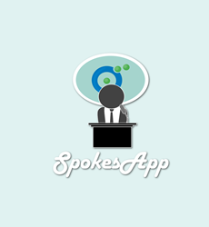 Spokesperson App by NeoSpeech logo
