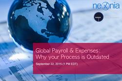 Join the Global Payroll Webinar!