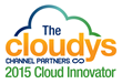 CRI Honored with 2015 Channel Partners Cloudys Innovators Award