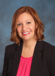 Jennifer Couch, Client Care Manager of Home Care Assistance of Dayton