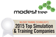 Modest Tree Named to Military Technology Magazine's 2015 Top Simulation and Training Company List