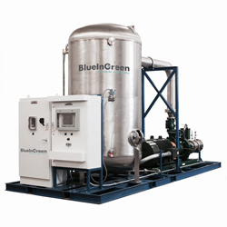 ozone system for water treatment